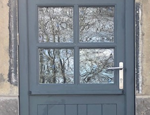 Accoya Stable Door, Halifax